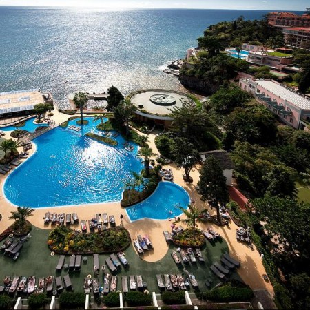 Hotels in Madeira - 5 stars