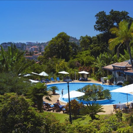 Hotels in Madeira - Golf & Garden Hotels