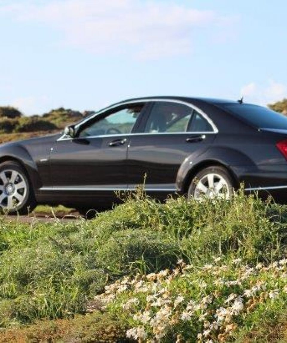 VIP Madeira Transports - Luxury Mercedes 3-1
