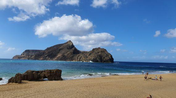 Ponta da Calheta, Porto Santo, porto santo beach madeira Portugal, porto santo beach Portugal, praia do porto santo madeira,